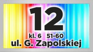 Zapolskiej 12